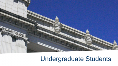 Thumbnail for Undergraduate Student Help